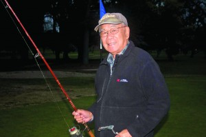 County Supervisor Jimmie Yee, who will officially retire on Jan. 6, is planning to do more golfing and fishing in his retirement years. / Photo by Lance Armstrong