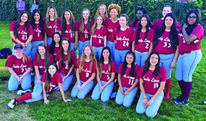 Shown here is the C.K. McClatchy junior varsity and varsity teams. The Lady Lions were Metro Champions both this year and last. Our Lady Lions are amazing!