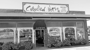 Collected Works on Freeport Boulevard is closing. / Photos by Greg Brown