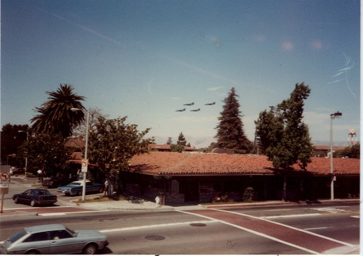 A Town & Country Village shopping center was located in Sunnyvale, Calif. from about 1963 to about 2013. / Photo courtesy of the Heritage Park Museum