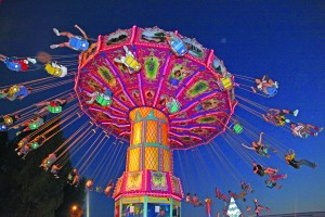 Shown here is a photograph from last year's California State Fair. This year's state fair will take place July 10-26 and is located at 1600 Exposition Blvd. / photo by Stephen Crowley