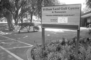 The William Land Golf Course has been a part of the community since 1924. / Photo by Lance Armstrong