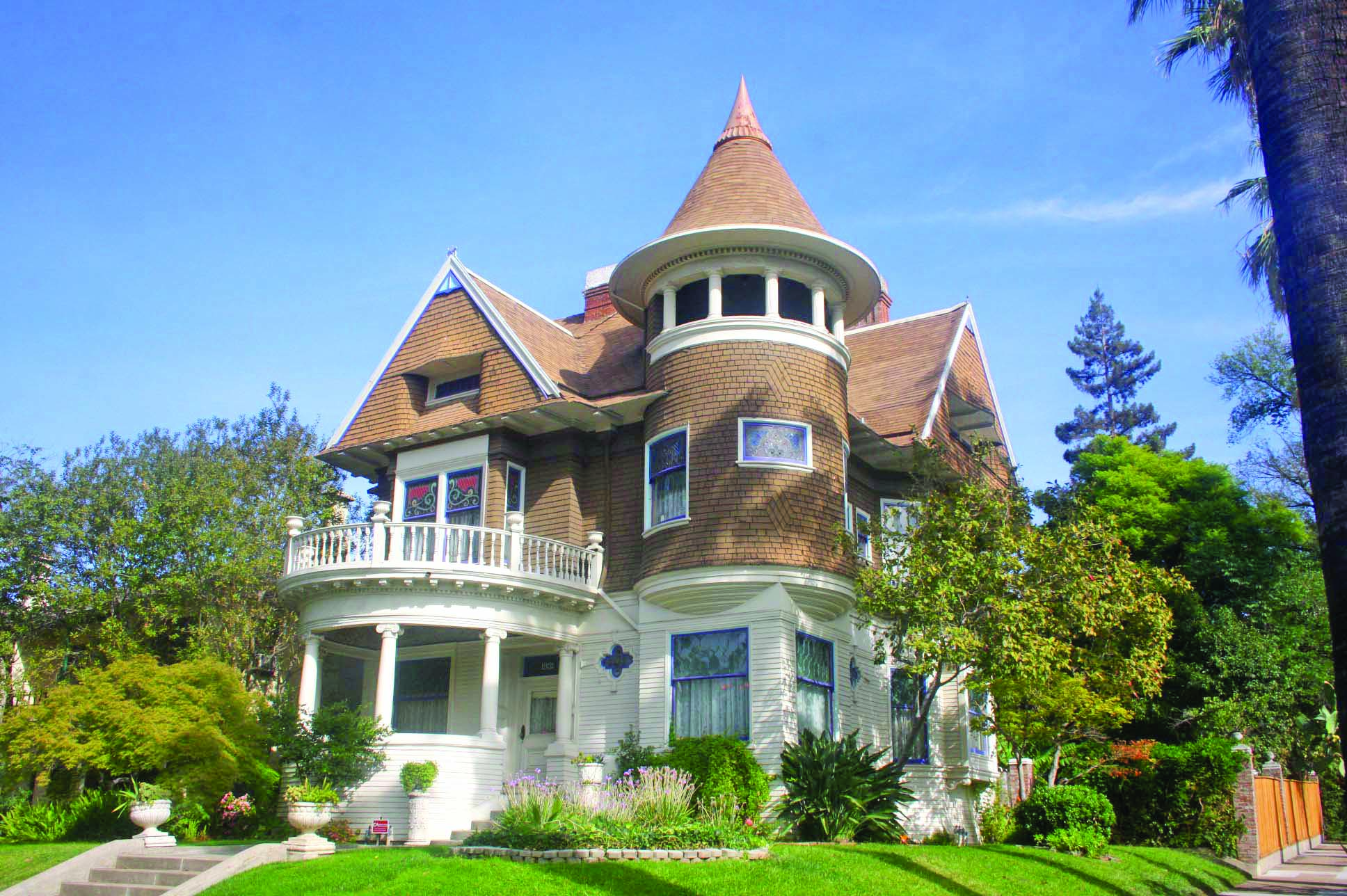 locally famous mansion was home to successful laundry owner this queen anne shingle style victorian home at the northeast corner of 21st and t