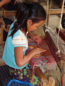 Above The Fray Handwoven Silks And Textiles From Laos And Vietnam Will Be Displayed At The