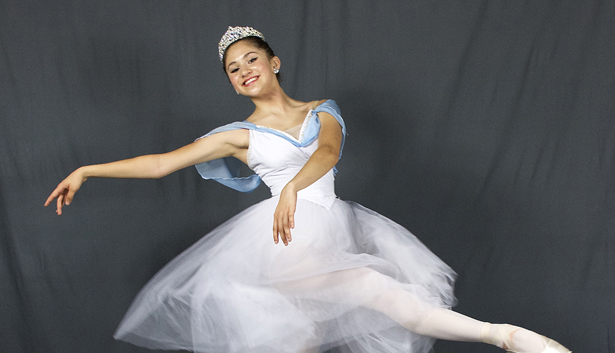 """One-act version of the Nutcracker to be performed at """"The Center"""" in the Arden area"""