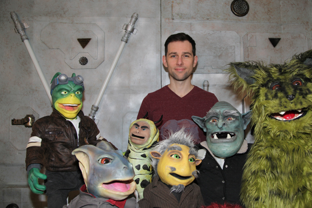 Know Your Neighbor: Carmichael puppet-maker brings shows to Swanston Park Community Center