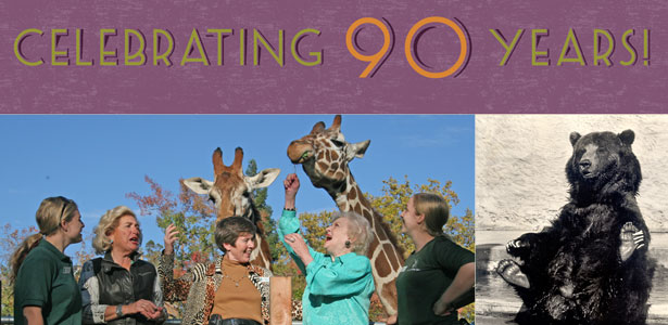 Sacramento Zoo to celebrate 90th anniversary June 17
