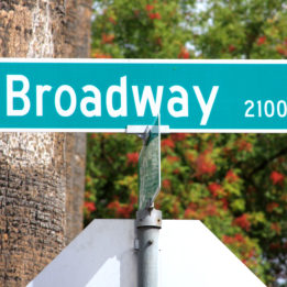 Broadway Extends From The Sacramento River To 65th Street Original Portion Of Y Alhambra Boulevard Was Officially