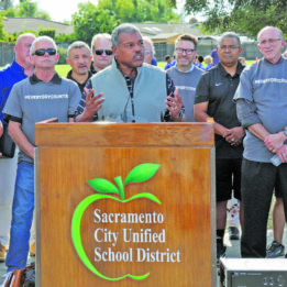 Sacramento City Unified School District Kicked Off Elementary Sports