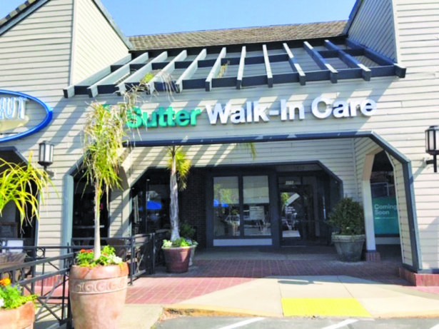 Sutter Health Opens Loehman S Plaza Clinic For Walk In Healthcare New Center Offers Same Day Convenient Care For Non Urgent Issues Valley Community Newspapers Inc