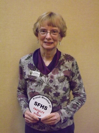 The End of an era: Kay Gaines retires from St. Francis